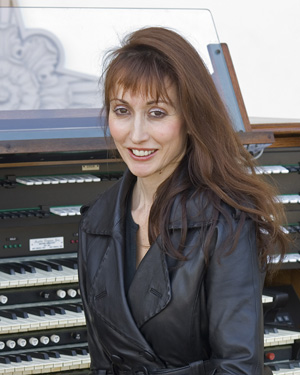 Dr. Carol Williams, Civic Organist