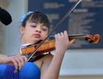 Annelle will be performing with the La Jolla Symphony and the Sa